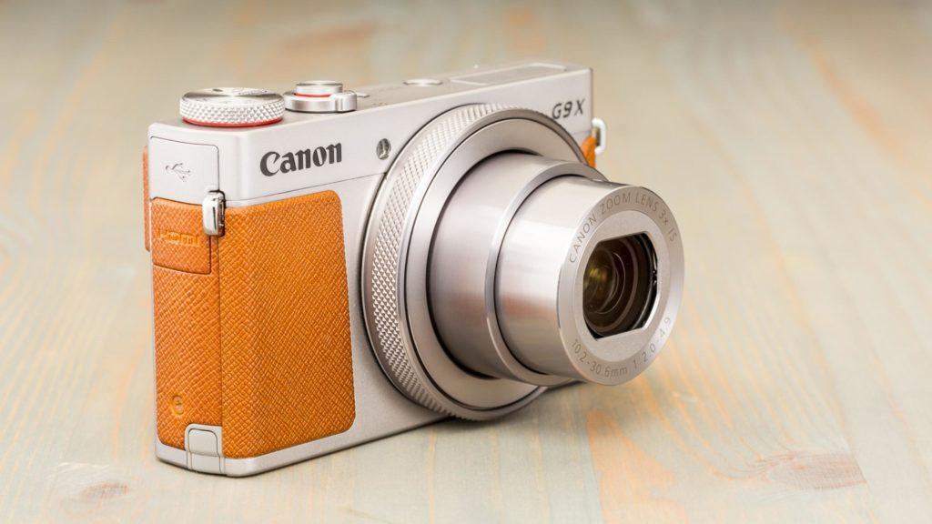 Canon power shot G9 X