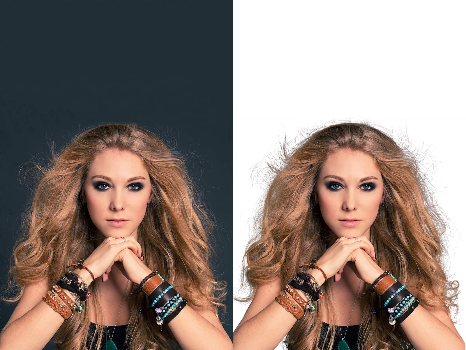 Masking Image by Alpha Clipping Path